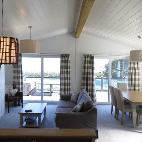 3 Bedroom holiday lodge rental Suffolk Coast