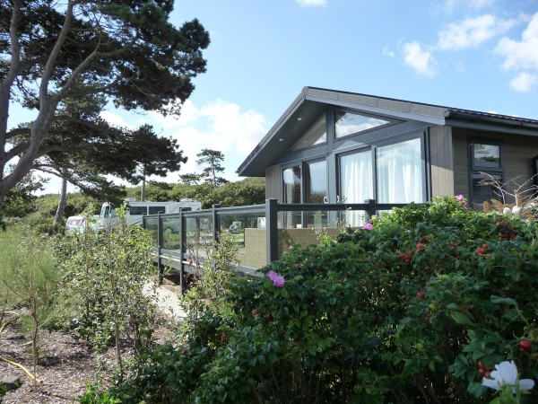 Luxury Rental Lodges Suffolk Coast.