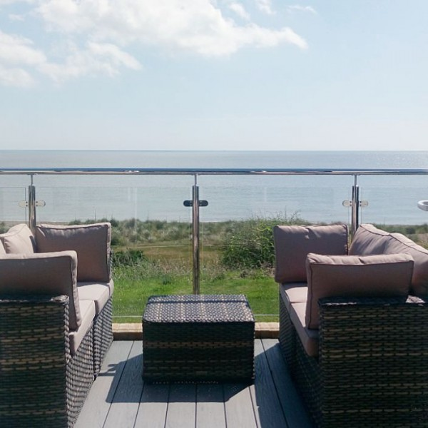 Selfcatering holidays in lodges on the Suffolk Coast.