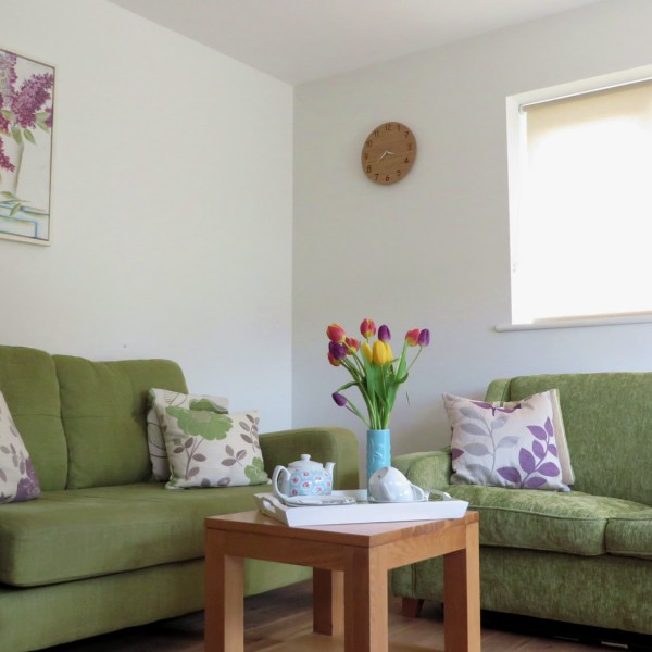 Disabled friendly accommodation on the Suffolk Coast.