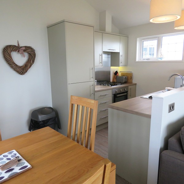 2 Bedroom self-catering lodge rentals between Minsmere and Thorpeness.