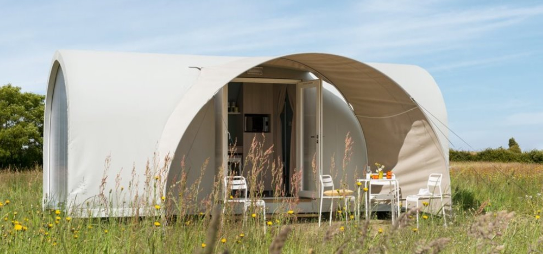 Super Camping Pods Suffolk Coast