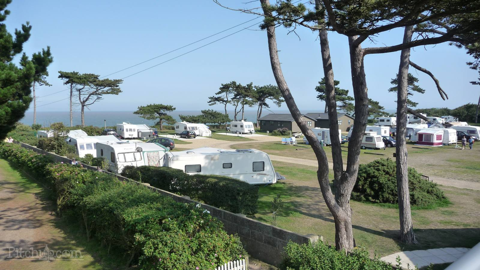 Beach View Holiday Park Caravan Parks Camp Sites Camping
